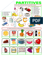 Food Partitives