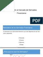 1. Introducción Al Mercado de Derivados Financieros V2
