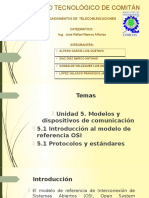Fundametos de Telecomunicaciones