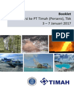Booklet Ekskursi Timah 2017