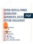 Supercritical power generation-Experiences, issues & challenges.pdf