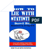 How to Lie With Statistics Tieng Viet