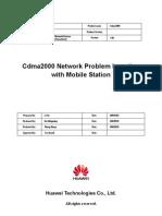 Cdma2000 Network Problem Analysis With Mobile Station-20030212-A-V1.0