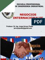 Importancia de Los Negocios Internacionales