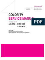 Manual de tv LG MODEL
