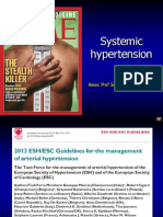 Systemic Hypertension 2016