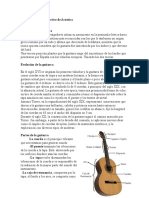Resumen Guitarra clasica