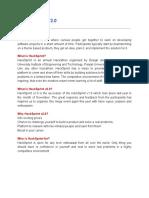 Hacks Print v 2 Event Details