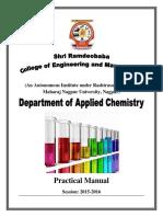 PRACTICAL MANUAL - ENGINEERING CHEMISTRY CHP101.pdf