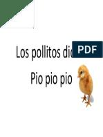 Nitro Los Pollitos
