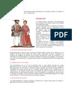 Grupos Sociales en La Edad Media
