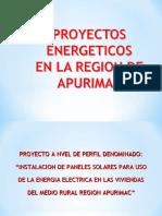 Tema 2_proyectos Energeticos en La Region Apurimac