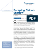 Escaping China's Shadow