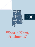 What's Next, Alabama?