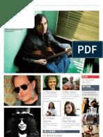 Acoustic Magazine Issue 45 Content