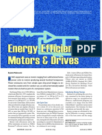 Energy Efficient Motors & Drives