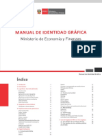 Manual Identidad MEF 2017