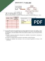 Tema 13. PMP MRP y Tablas Ejercicios