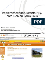 Clusters Hpc Com Debian Gnu Linux Ensol2010