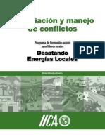 Manejo de Conflictos IICA-OEA.pdf