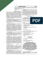 Ley30229 LEY QUE ADECÚA EL USO de Las Tecnologias y Comunicaciones en El Sistema