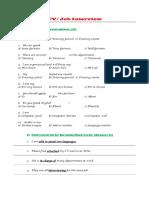 27831 Cv Job Interview Vocabulary Exercises