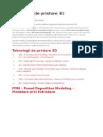 Tehnologii de printare 3D.doc