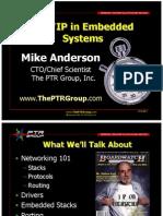 TCPIPInEmbeddedSystems