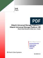 Data Retention Utility User's Guide