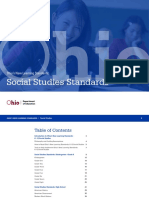 social studies standards for k-12