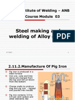 Met 03R Steel Making Alloy Steels_Rev 2 Module 3