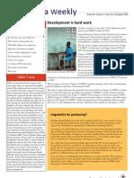 Zambia Weekly - Week 32, Volume 1, Issue 18, 13 August 2010