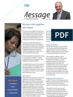 One Message August 2010