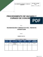 PR-EJ-ByLL-JU.05-005 Procedimiento Vaciado y Curado Concreto Rev. 1