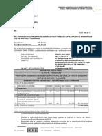Cotizacion 008-17 Diseño Capilla Pza - Casanare