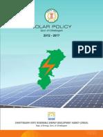 45-Chhattisgarh Solar Power Policy 2012.pdf