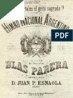 Hino Nacional Argentino