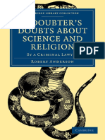 Robert Anderson A Doubters Doubts about Science and Religion By a Criminal Lawyer Cambridge Library Collection - Religion.pdf