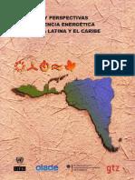 Situación y Perspectivas de la eficiencia energética en América Latina y el Caribe