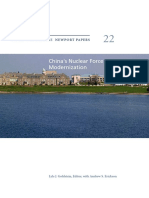 Chinas Nuclear Force -Modernization