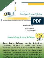 Open Source Software