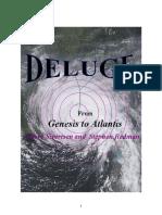 Deluge From Genesis to Atlantis 2017