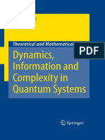 Dynamics, Information and Complexity in Quantum Systems_Benatti