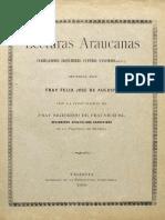 Lecturas Araucanas (Narraciones, Costumbres, Cuentos, Canciones, Etc.)