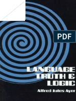 Language, Truth & Logic (AJ Ayer).pdf