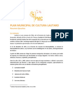 Plan Lautaro Municipal