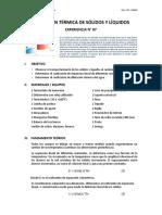 FII 07 Dilatacion Termica en Solidos y Liquidos[1]