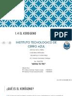 Kerogeno.- Geologia del Petroleo