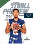 USU Fall Football Preview 2017