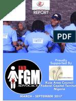 End Female Genital Mutilation  Advocacy Report